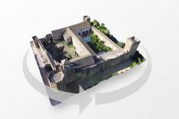 Alcázar Reyes Cristianos 360º