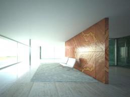 VISUALIZACIÓN 3D - Pabellón Van Der Rohe 3