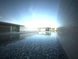 VISUALIZACIÓN 3D - Pabellón Van Der Rohe 2