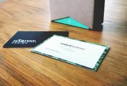 HABITATdesign - Tarjetas