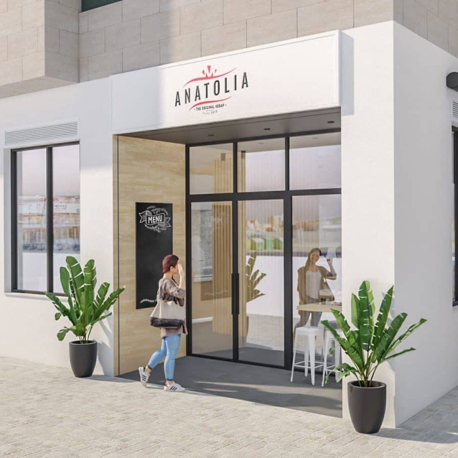 ANATOLIA KEBAP - Exterior fachada