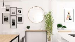 CARLOS Y MARLIES HOME - Interiorismo entrada