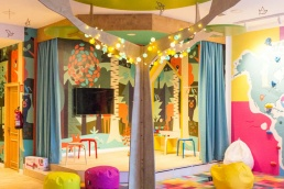 bee KIDS CLUB. Proyecto de interiorismo en Estepona